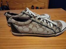 Coach tennis shoes size 9