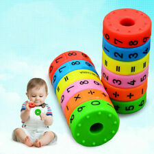 Educational Mathematics Learning Cylinder Numbers Intelligence Arithmetic Toys