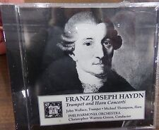 Franz Joseph Haydn Trumpet and Horn Concerti CD ~ NEW ~ Sealed