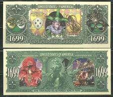 Mardi Gras Novelty Bill By American Art Classics