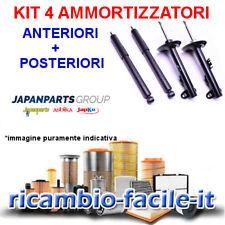 4 AMMORTIZZATORI FIAT CINQUECENTO (170) 700 900 1100 ANTERIORI + POSTERIORI