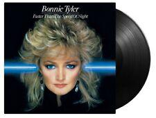 Bonnie Tyler Faster Than The Speed Of Night 180g 1LP Noir Vinyle