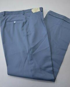 New Castangia 1850 luxury sortorial mens dress pants sz 50it 40us