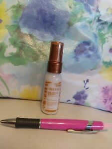 Mizani 25 Miracle Milk Leave-in Conditioner (hair treatment). Mini size:1oz/30ml