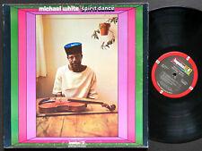 MICHAEL WHITE Spirit Dance LP IMPULSE! AS-9215 US 1972 Free Jazz CLEAN