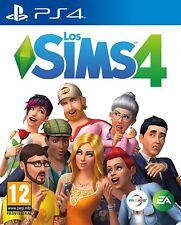 LOS THE SIMS 4 PS4 EN CASTELLANO ESPAÑOL NUEVO PRECINTADO PS4