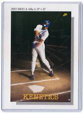 1990s KEN GRIFFEY JR NIKE POSTER AD CARD KENETICS 5X7