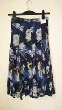 *NEW* M&S LADIES FLORAL LONG SKIRT UK SIZE 8 RRP£29.50