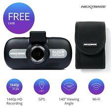 "Nextbase 512GW Video Recording NightVision 1440p 3"" DashCam Camera W/ Free Case"