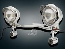 LED Passing Turn Signals Light Bar For Kawasaki Vulcan VN 800 900 1500 1600 1700