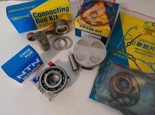 KTM SXF 250 Engine Rebuild Kit Con Rod Mains Piston Gaskets Seals 2006-2008