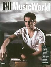 Juanes cover BMI Music World magazine 2009 MINT latin