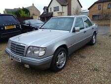 W124 Mercedes 280E With LEATHER!!! 1 Year MOT,FSH,Buy for 0.33 bitcoins,BID ME!