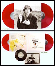 JOHN FRUSCIANTE Niandra LaDes 2xLP on RED VINYL New DELUXE EDITION w/Photo & 7""