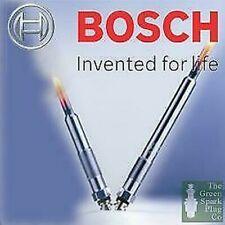 6x Bosch Sheathed Element Glow Plug 0250402003