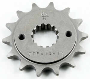 JT 14 Tooth Steel Front Sprocket 520 Pitch JTF512.14