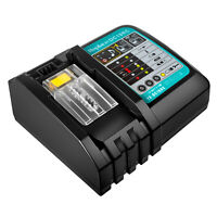For Makita DC18RC Rapid Fast Lithium-Ion Battery Charger BL1815 BL1820 BL1830