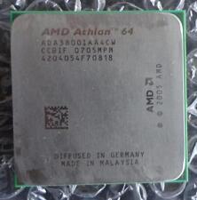 CPU y procesadores Athlon 64 1 núcleos