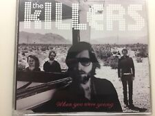 When You Were Young [Single] [PA] by The Killers (US) (CD, Oct-2006, UMVD)
