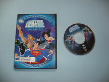 Justice League Unlimited - Season 1: Vol. 2 (DVD, 2005)