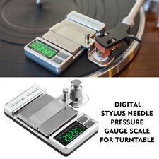 100g Digital Stylus Needle Pressure Gauge Scale for Turntable Record Player
