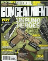 RECOIL Concealment #57 Issue 20 Unsung Heroes