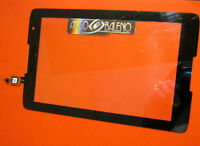 VETRO + TOUCH SCREEN per LENOVO IDEATAB A5500 A8-50 TAB DISPLAY A850 NERO