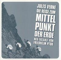 JULES VERNE : DIE REISE ZUM MITTELPUNKT DER ERDE / CD (HÖRSPIEL/LESUNG)