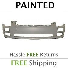NEW 2005 2006 2007 Cadillac STS w/Washer hole Front Bumper Painted GM1000755