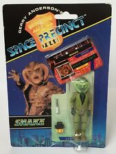 Vintage Gerry Anderson Space Precinct Snake Action Figure 1994