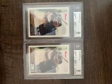 Lot Of 2 andruw jones 1995 bowman PSA 9