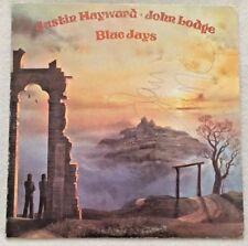 "Autographed/Signed Justin Hayward & John Lodge (Moody Blues) ""Blue Jays"" Vinyl"