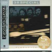 38 SPECIAL-FLASHBACK-JAPAN MINI LP SHM-CD BONUS TRACK Ltd/Ed G00