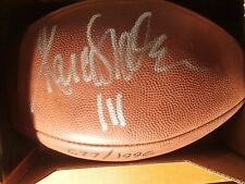 Kansas City Chiefs - Marcus Allen Commemorative Football #111 Rushing TDs