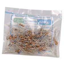 Jameco Valuepro Gb115 1/8-1/4 & 1/2 Watt Resistor Grab Bag 2/5/10% Contents vary
