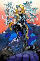WAR OF THE REALMS #2 Garron Young Guns Variant 2019 Marvel Comics 04/17/19 NM