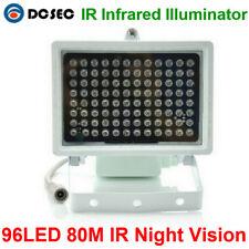 96 Leds IR Illuminators Infrared Light LED CCTV Camera Night-vision 80M distance