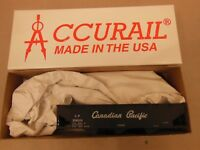 HO SCALE ACCURAIL CANADIAN PACIFIC AAR TRIPLE HOPPER KIT