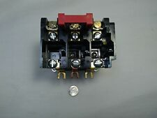 Square D - Overload Relay: 3 Pole, 600 VAC, 27 A,