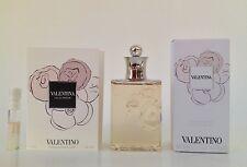 VALENTINA by Valentino for Women  1.7oz/50 ml Velvet  Shower Gel NIB & Sample