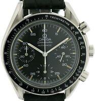 Omega Speedmaster Reduced Chronograph Automatik Herren Vintage Uhr Ref. 175.0032