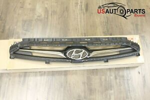 GRILLE FRONT BUMPER (GENUINE) FOR HYUNDAI GENESIS COUPE 2013-2017