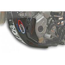 KTM SX125 150 2016 - 2018 PRO CARBON RACING BASHPLATE SKID PLATE SUMP