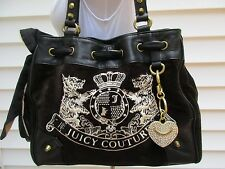 Juicy Couture Scottie Embroidery Daydreamer Tote Bag