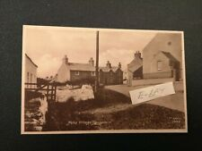 More details for postcard anglesey - penysarn, amlwch, nebo village early 1900's.