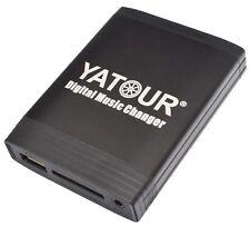 USB SD MP3 AUX Adapter Interface BMW E46 E39 E38 nur Professional BM24 Rundpin