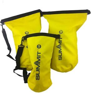 Summit Premium 10L Waterproof Bag Floating Secure Adjustable Dry Pack 782001