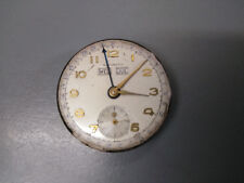AS 1315 watch movement, triple calendar, 21 jewels  for part or restoration