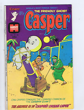 Casper the Friendly Ghost #180 Harvey Pub 1975