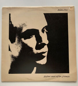 BRIAN ENO Before And After Science POLYDOR 1977 UK Super Deluxe